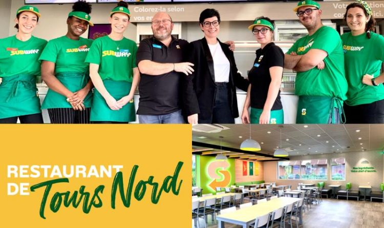 Parole de franchisé Subway® – Guillaume Rosenberg Franchisé et Responsable de région Centre Ouest